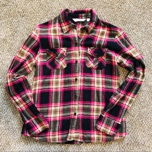 Great northwest plaid flannel
